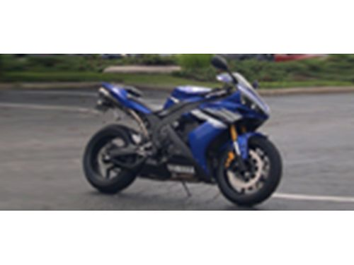 06 YAMAHA R1 1000 8300 Miles 1 Owner Perfect Condition New Dunlop GP Termigmoni Ex Up Delta B