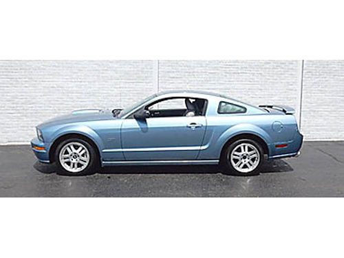 08 FORD MUSTANG GT GT Appearance Package Rear Spoiler Low Miles Ford Dealer Ford Inspected Call