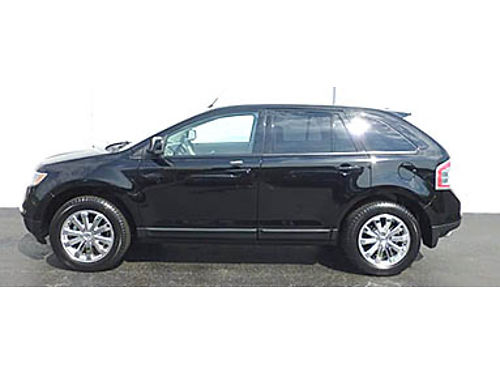 07 FORD EDGE SEL One Owner Leather Full Power Tow Package Call WConfidence Se Habla Espanol 8