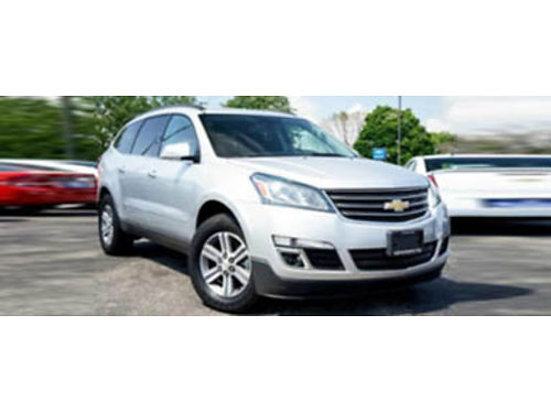 2016 Chevrolet Traverse 2LT AWD V6