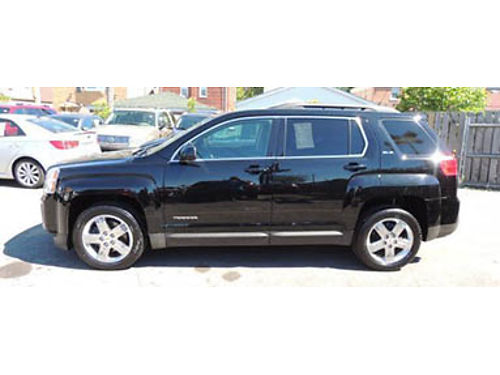 12 GMC TERRAIN SLE2 Full Power CD Player Interior Upgrade Roof Rack Chrome Wheels 866-383-7542