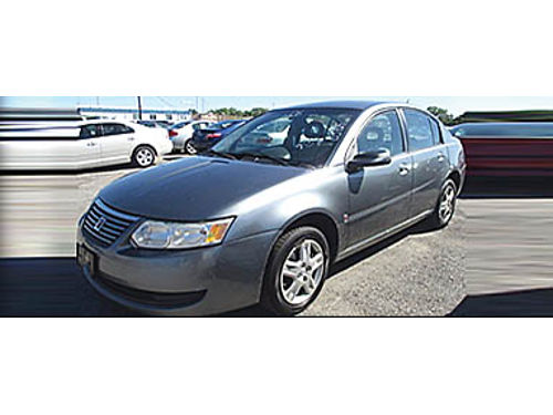 06 SATURN ION Easy On The Wallet Automatic Sips Gas 708-333-2266 1100