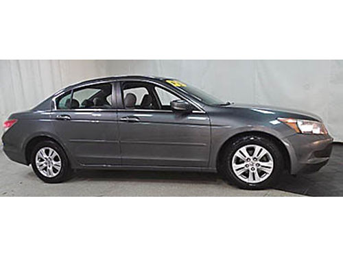 09 HONDA ACCORD SEDAN Truly Power Loaded One Owner Local Trade Extremely Clean Se Habla Espanol