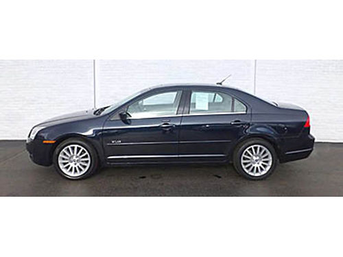 08 MERCURY MILAN PREMIER Only 75000 Miles Leather Premier Package Every Possible Options 866-49