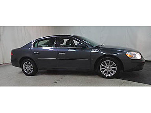09 BUICK LUCERNE CX-L Low Low Miles One Owner Leather Loaded Ultra Clean Se Habla Espanol Was