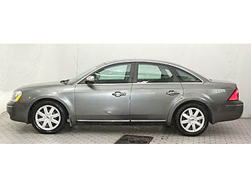 06 FORD FIVE HUNDRED LTD Low Miles Fully Loaded Heated Leather CD-6 MP3 Alloys 708-460-4545 B