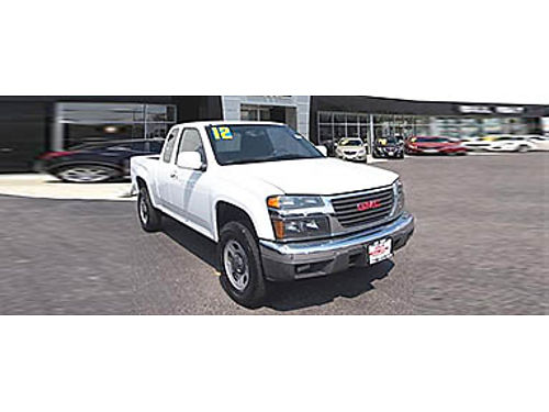 12 GMC CANYON EXT CAB 4WD Pick Up And Go Power Clean Ready To Work 866-291-2029 P14444 14341