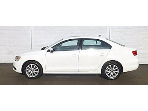13 VW JETTA 25L SE Only 46K Miles All The Right Options Call WConfidence Se Habla Espanol 866-
