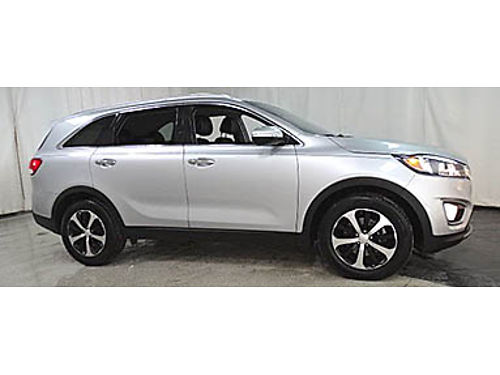 16 KIA SORENTO EX Only 13000 Miles One Owner Leather Turbo Premium Se Habla Espanol Was 269