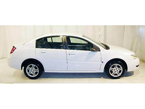 04 SATURN ION 1 Auto Fully Loaded Local Trade Super Clean Se Habla Espanol Was 5950 New Year