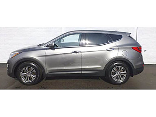 13 HYUNDAI SANTA FE SPORT AWD Low Miles Navigation Loaded 3rd Row Sunroof One Owner Call With
