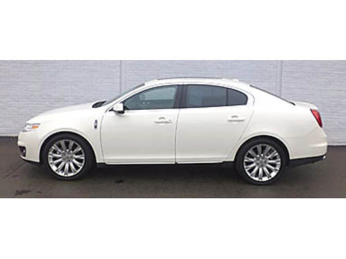 09 LINCOLN MKS Low Miles Navigation Panoramic Roof Call With Confidence Se Habla Espanol 866-49