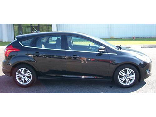 12 FORD FOCUS SEL HATCHBACK Only 62K Miles Premium Options Call With Confidence Se Habla Espanol