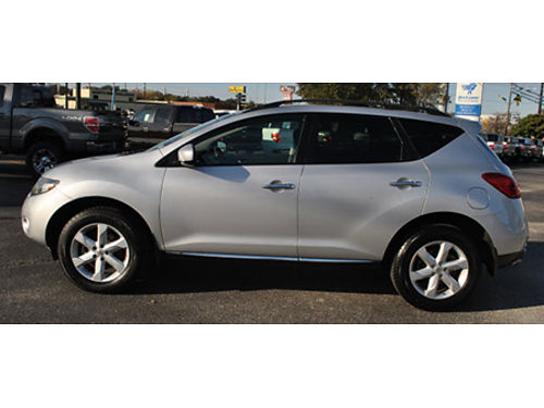 09 NISSAN MURANO SL AWD Navigation Leather Sunroof AWD Premium Local Trade Se Hable Espanol 85