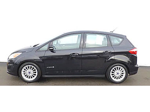 13 FORD C-MAX HYBRID SE Only 36K Miles One Owner Ford Dealer Inspected Automatic Superb Conditi