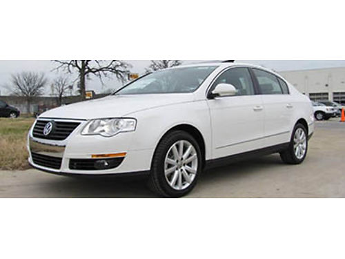 10 VW PASSAT 20T Fully Loaded Automatic Heated Leather CD Moonroof Alloys 866-383-7542 17425