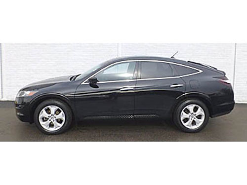 10 HONDA ACCORD CROSSTOUR EX-L Premium Options Tech Loaded Leather Loaded Great Miles Call With