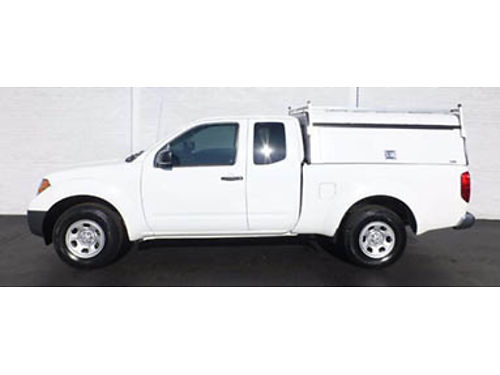 13 NISSAN FRONTIER S King Cab Low Miles Work Ready Call With Confidence Se Habla Espanol Two To