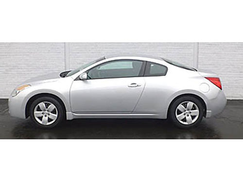 08 NISSAN ALTIMA 25 S One Owner Low Miles Power Options Call With Confidence Se Habla Espanol