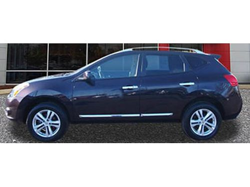 12 NISSAN ROGUE SV Fully Equipped Sunroof Back Up Camera Bluetooth Clean 866-393-8791 N6171A