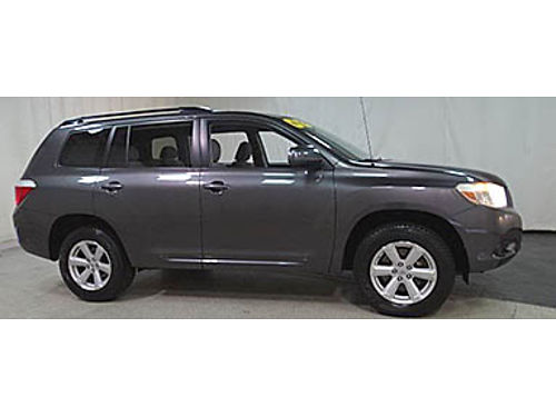 08 TOYOTA HIGHLANDER V6 Only 75K Miles One Owner 3rd Row V6 Super Clean Condition Se Habla Espa