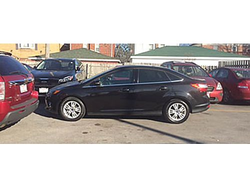 12 FORD FOCUS SEL Only 49K Miles Full Power Automatic CD Sync Dual Zone Alloys 866-383-7542