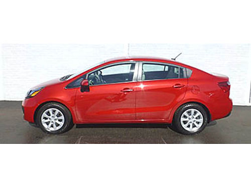 13 KIA RIO Serious Reliability Serious MPGs Fully Loaded Local Trade Ultra Clean Se Habla Espa