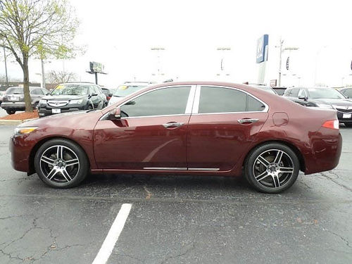10 ACURA TSX 35 Very Good Miles Serious Option Package Very Low Price 22920A 866-399-2194 CALL