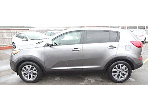 15 KIA SPORTAGE AWD Active Eco Full Power CDMP3 Bluetooth Alloys Still In The Wrapper 866-383