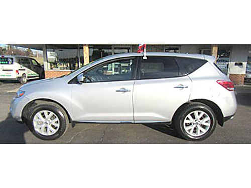 11 NISSAN MURANO S AWD Local Trade Fully Loaded Good Nissan Miles Easy To Finance Se Habla Espan
