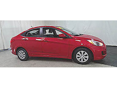16 HYUNDAI ACCENT SE SEDAN Only 19000 Miles One Owner Factory Warranty Why Buy New Se Habla Es
