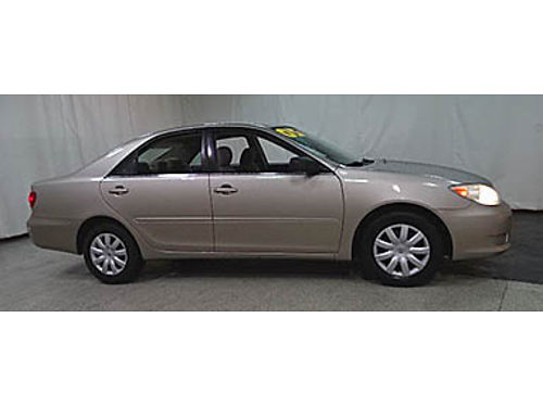 05 TOYOTA CAMRY LE Good Toyota Miles Fully Loaded Very Clean Local Trade Se Habla Espanol Was