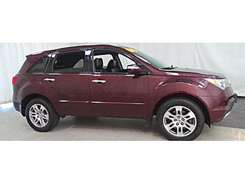 08 ACURA MDX TECH AWD One Owner Good Miles Navigation Moonroof Leather Se Habla Espanol Was 1