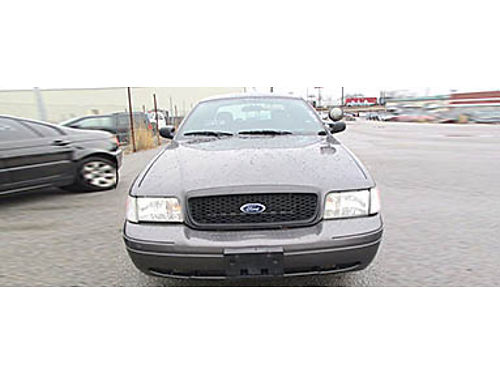 07 FORD CROWN VICTORIA Budget Friendly Power Dont Miss Out 708-333-2266 1200