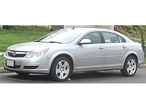 07 SATURN AURA Full Power Automatic CD AC Alloys File Photo 866-383-7542 17572A 2999