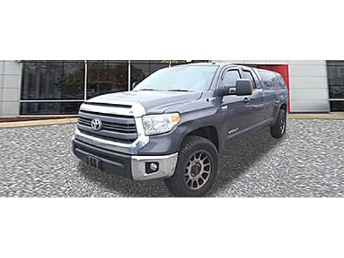 14 TOYOTA TUNDRA 4WD Pick Up And Go Power Tow Package Bluetooth 866-393-8791 1655005A 27999