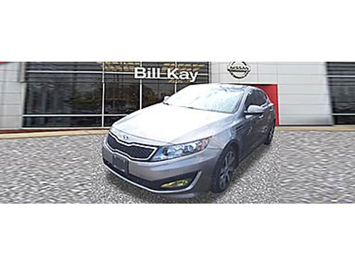 12 KIA OPTIMA SX Fuel Efficient Automatic Check This One Out 866-393-8791 N1720016A 12999