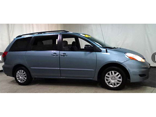 06 TOYOTA SIENNA LE Good Toyota Miles Toyota Dealer Toyota Inspected Fully Loaded Local Trade Se