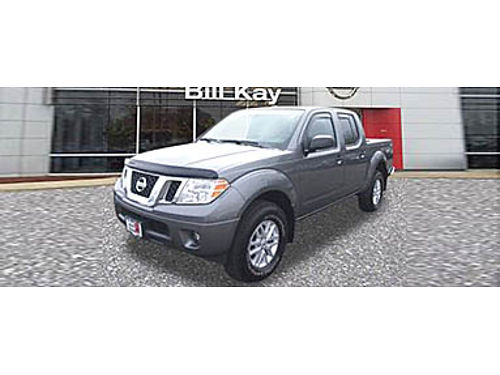 16 NISSAN FRONTIER V6 Pick Up  Go Back-Up Camera Heated Seats 866-393-8791 N1700001A 23999