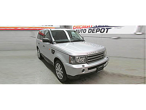 07 LAND ROVER RANGE ROVER SPORT HSE Low Miles On This King Of The Road Luxury Cruiser Every Premium