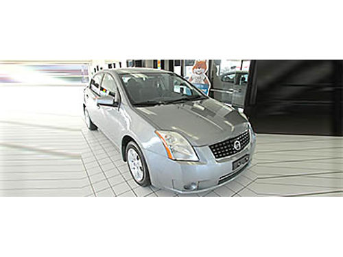 08 NISSAN SENTRA S Only 60K Miles Full Power Excellent MPG Everyone Drives Regardless Of Credit