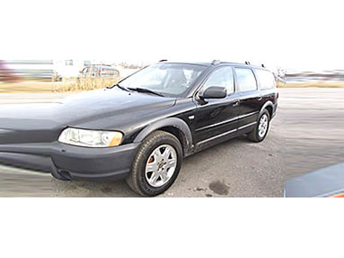 05 VOLVO XC70 Family Ready Leather Sunroof 708-333-2266 1900