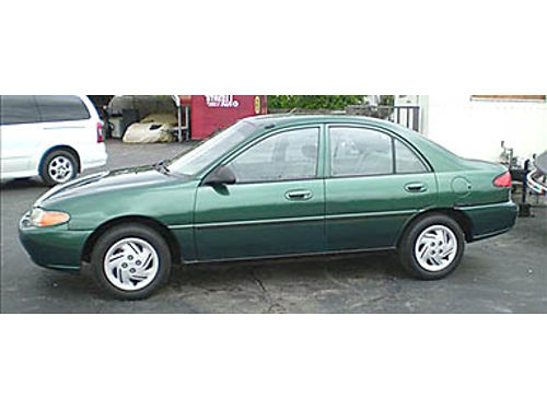 97 FORD ESCORT SE Fully Equipped Automatic AC Perfect For Any Budget 866-383-7542 161504B 699