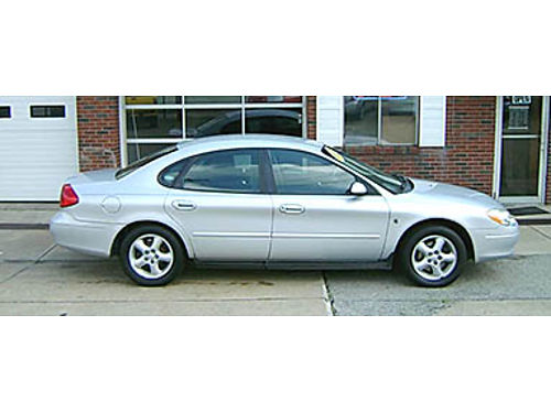 04 FORD TAURUS Full Power Auto AC Perfect For Those On A Budget 866-383-7542 161325B 999
