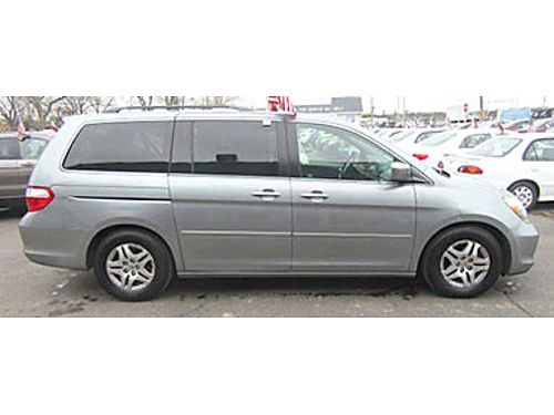 06 HONDA ODYSSEY EX Dual Doors Local Trade Fantastic Condition Call For An Appointment Se Habla