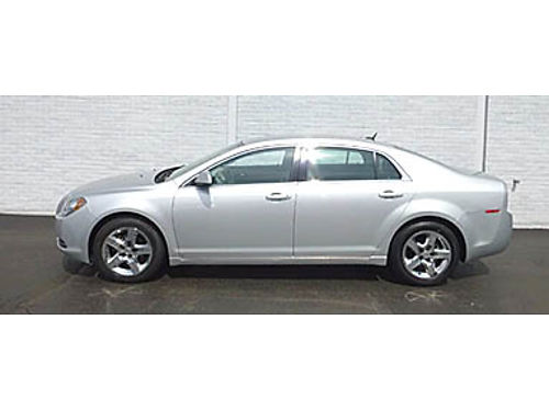 09 CHEVY MALIBU LT LT Upgrade Package And Absolutely Perfect Premium Wheels Call WConfidence Se