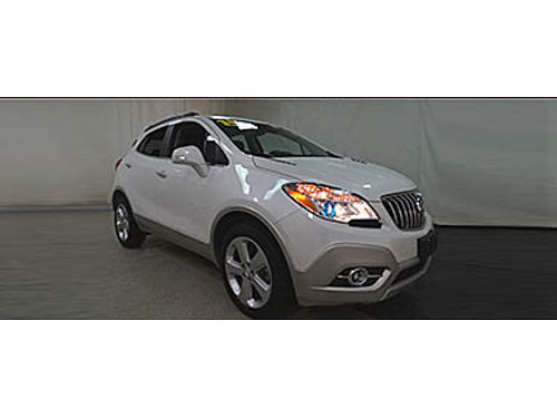 15 BUICK ENCORE AWD One Owner Convenience Package Loaded Buick Warranty Se Habla Espanol Was 2