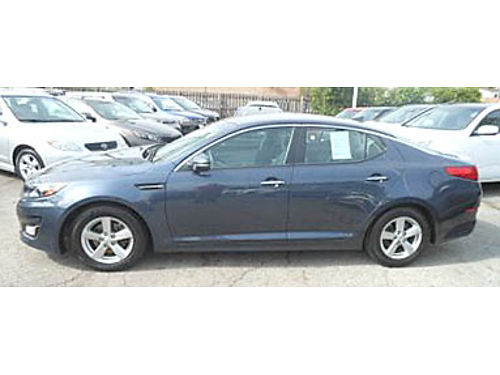 15 KIA OPTIMA GDI Only 22K Miles Full Power CDMP3 Alloys Very Affordable 866-383-7542 17546A