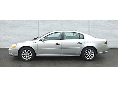 08 BUICK LUCERNE CXL V6 Great Price All The Right Options Ultra Ultra Clean Local Trade Call WC