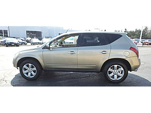 06 NISSAN MURANO AWD Legendary Nissan Reliability Low Cost Loaded 866-399-7079 8370B 6790